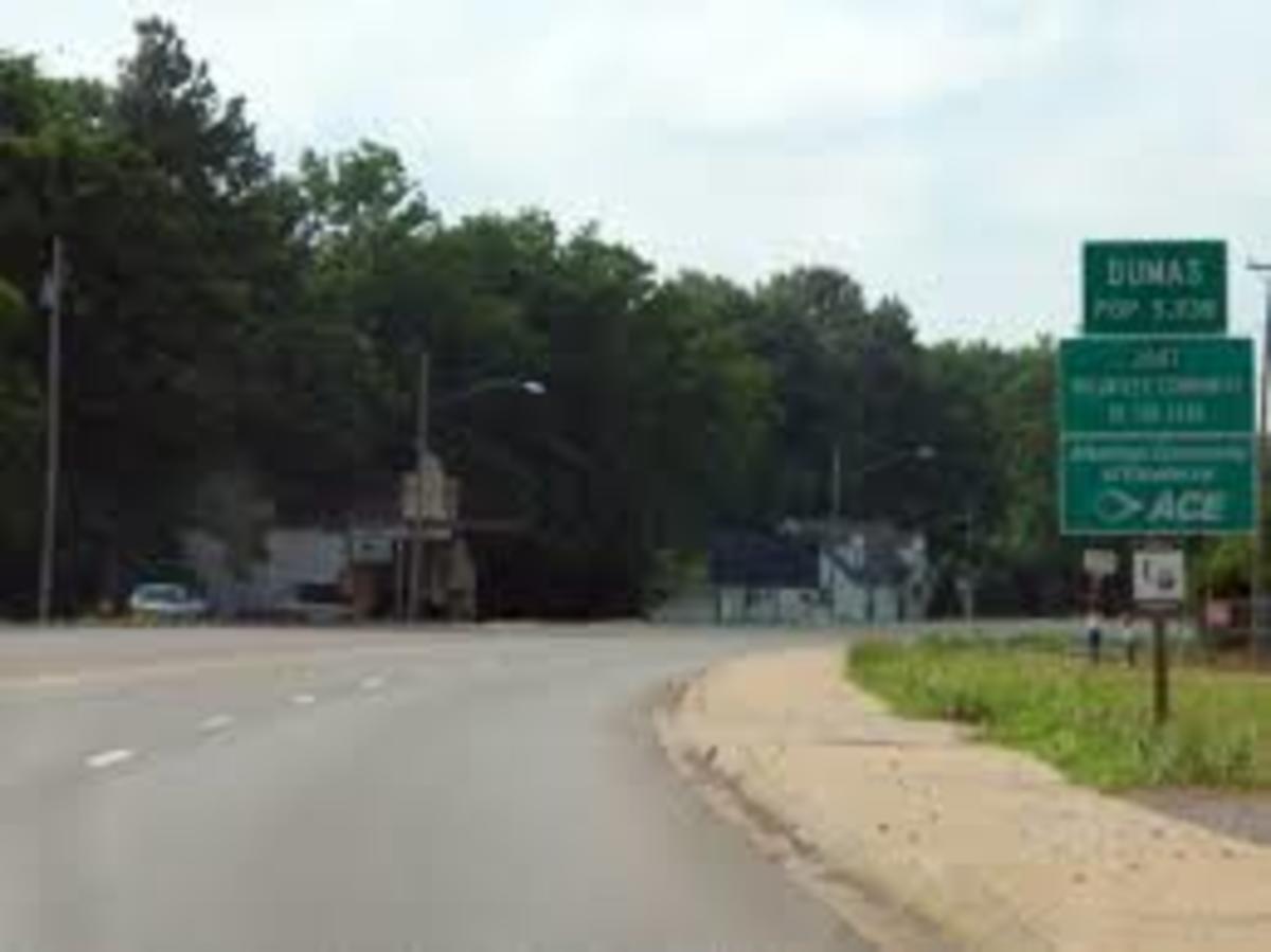 Just Havin' Fun: Great Town Names in Arkansas