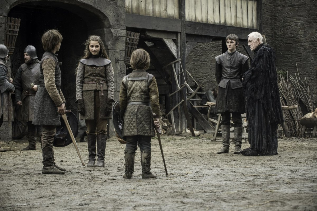 "Game of Thrones Season 6, Episode 2: ""Home"" Recap"
