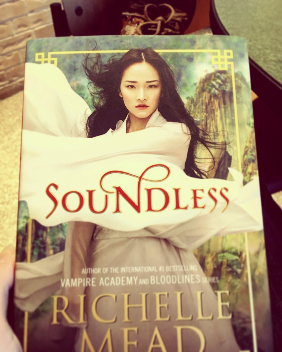 Soundless by Richelle Mead Review