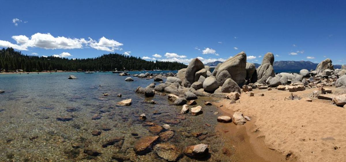 Day Trip to Lake Tahoe: A Day on the Water