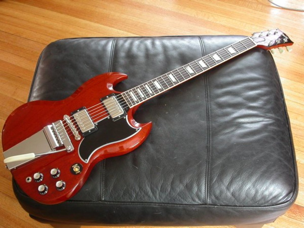5 Best Gibson SG Guitars Available