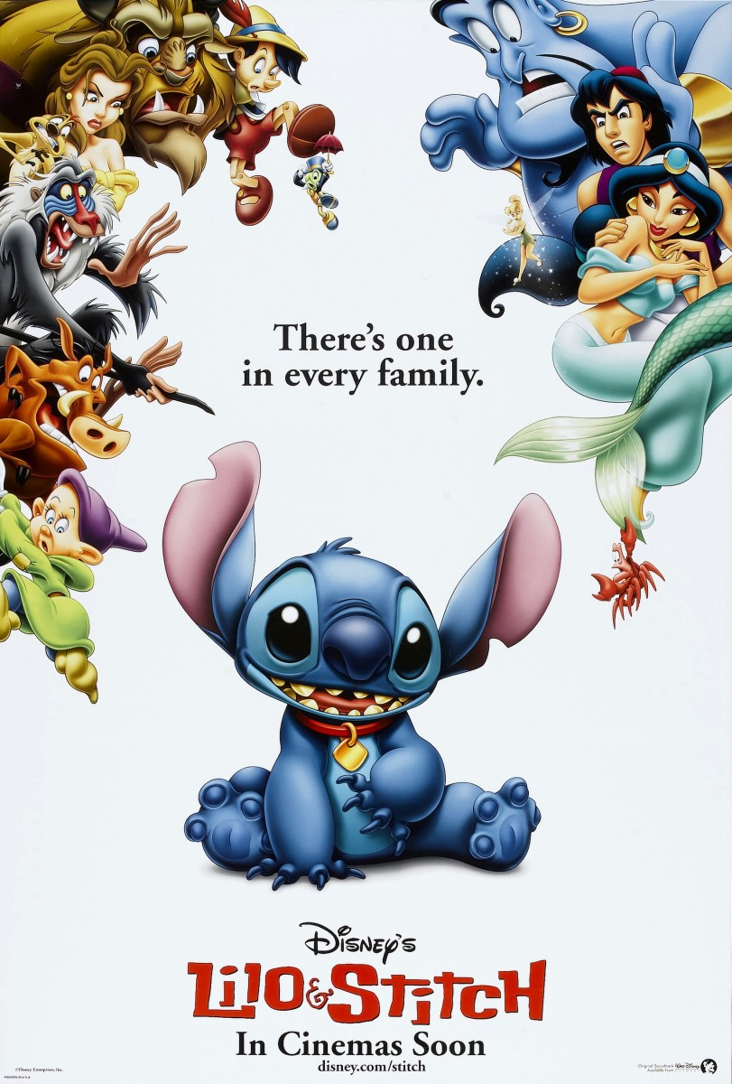 A Second Look: Lilo & Stitch