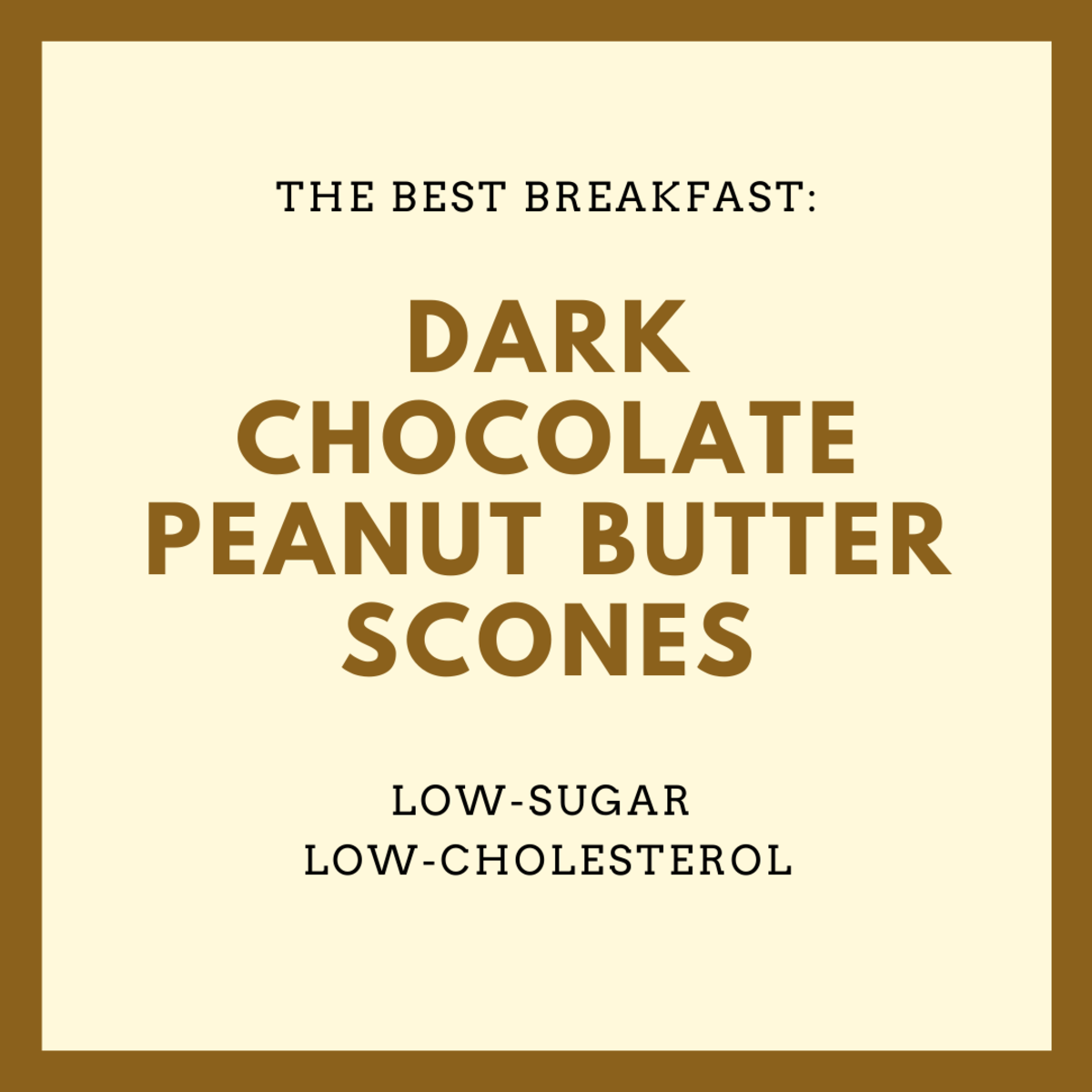 Start your day off with scones packed with oatmeal and omega-3 fatty acids.