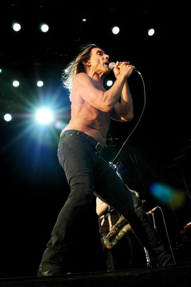 Things You May or May Not Know About Iggy Pop