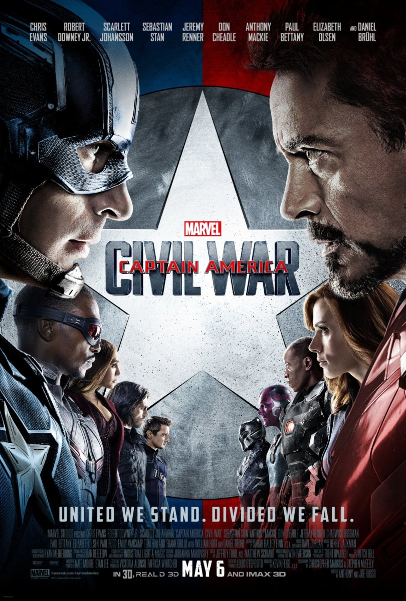 Captain America - Civil War: Movie Review