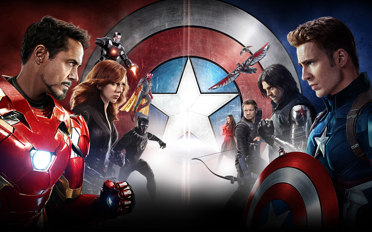 Captain America: Civil War - The Best Movie to Date (Spoiler Alert)