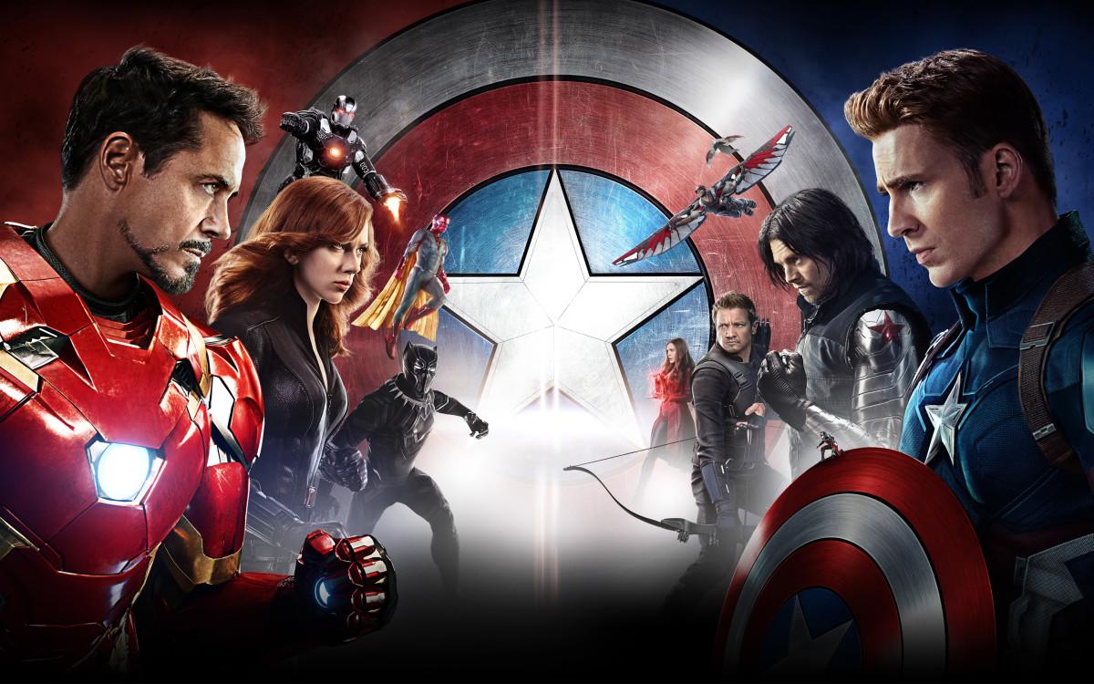Captain America: Civil War - The Best Movie to Date (Spoiler Alert)