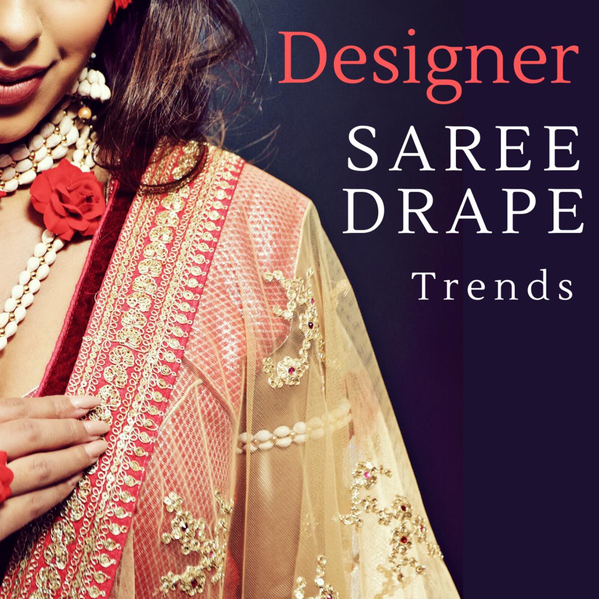 Designer Saree Drapes