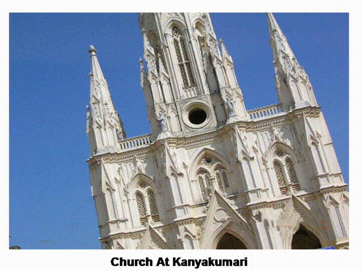 A Visit to Kanyakumari