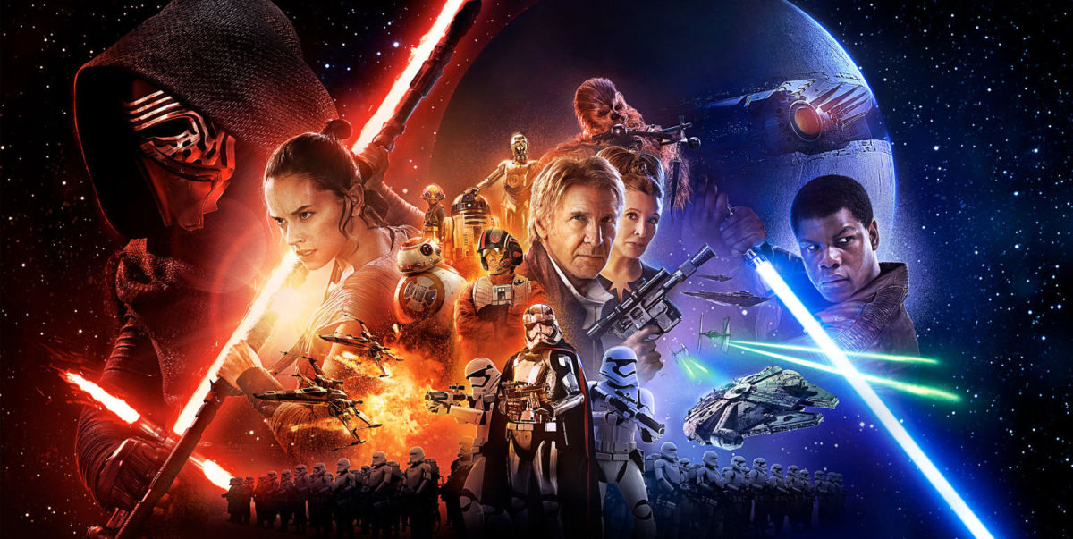 Film Review: Star Wars Episode 7