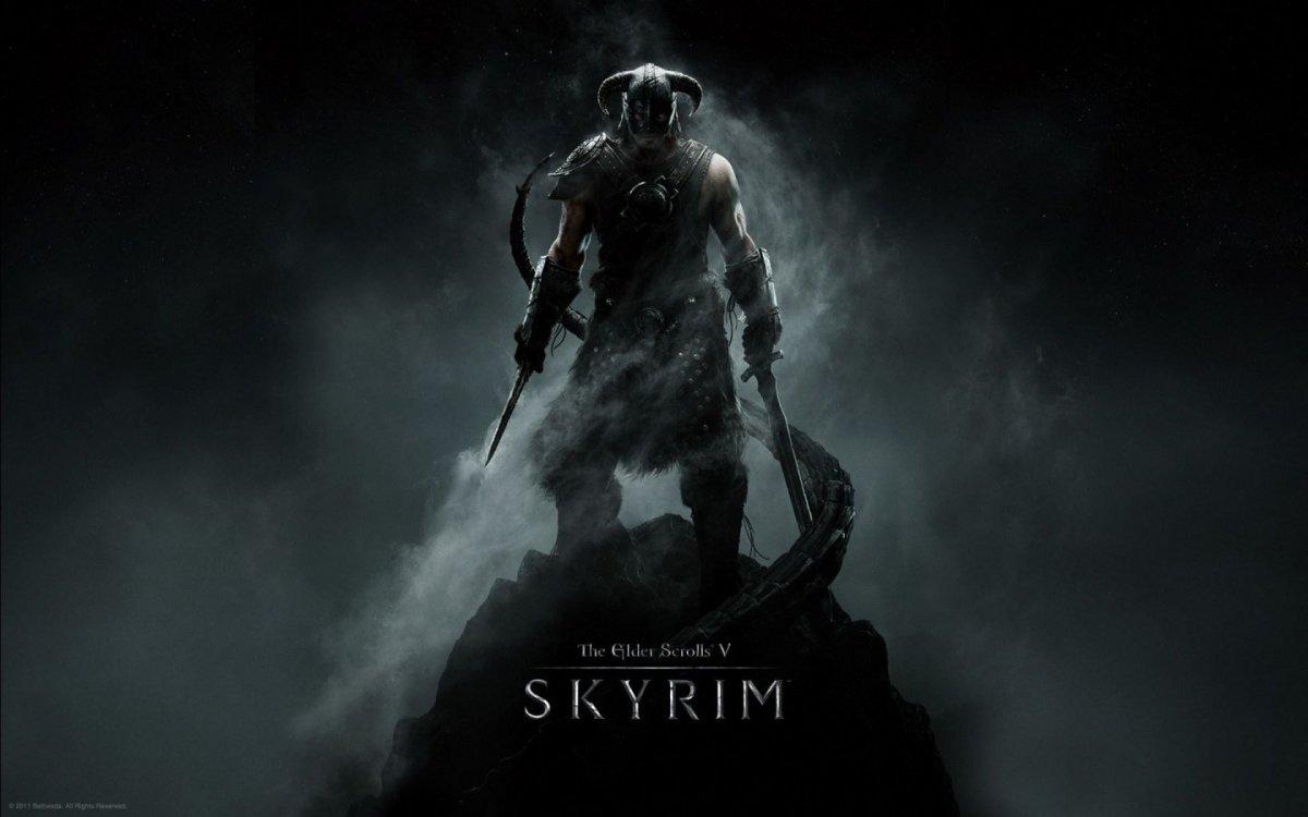 RPG - The Elder Scrolls V: Skyrim