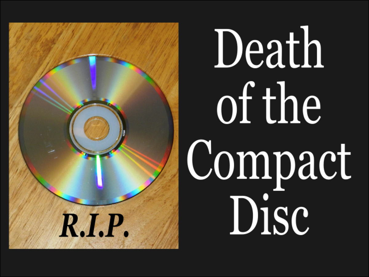 How the Decline of the Compact Disc Is Killing Music