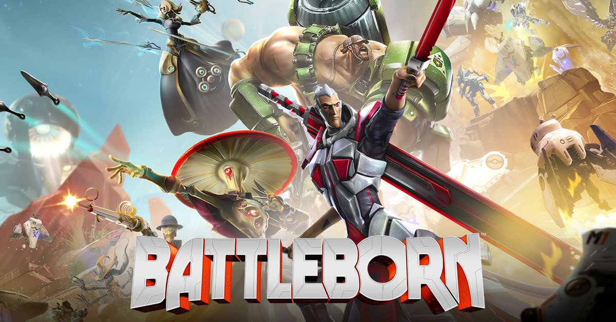 Game Review: Battleborn