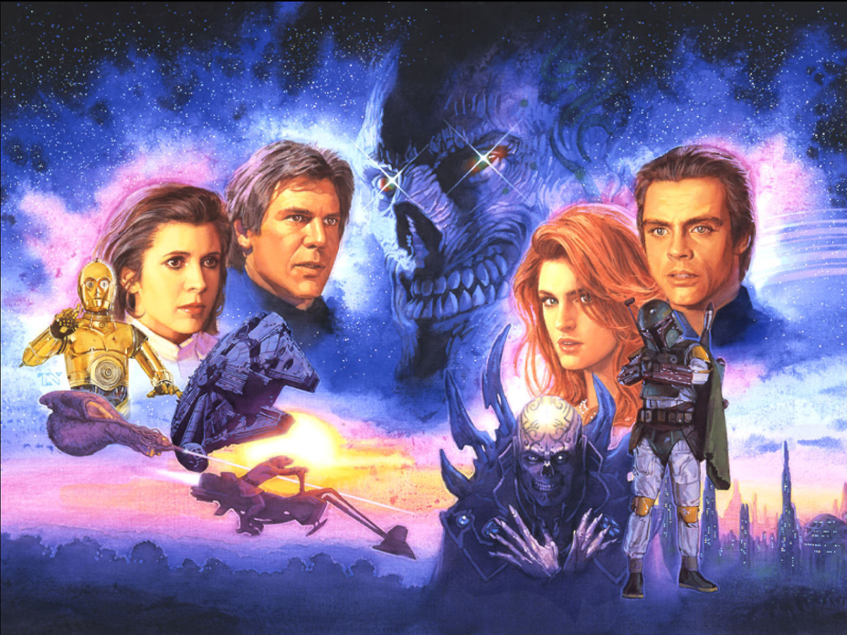 The Star Wars Expanded Universe might not be canon, but it has a lot of great characters that could be!