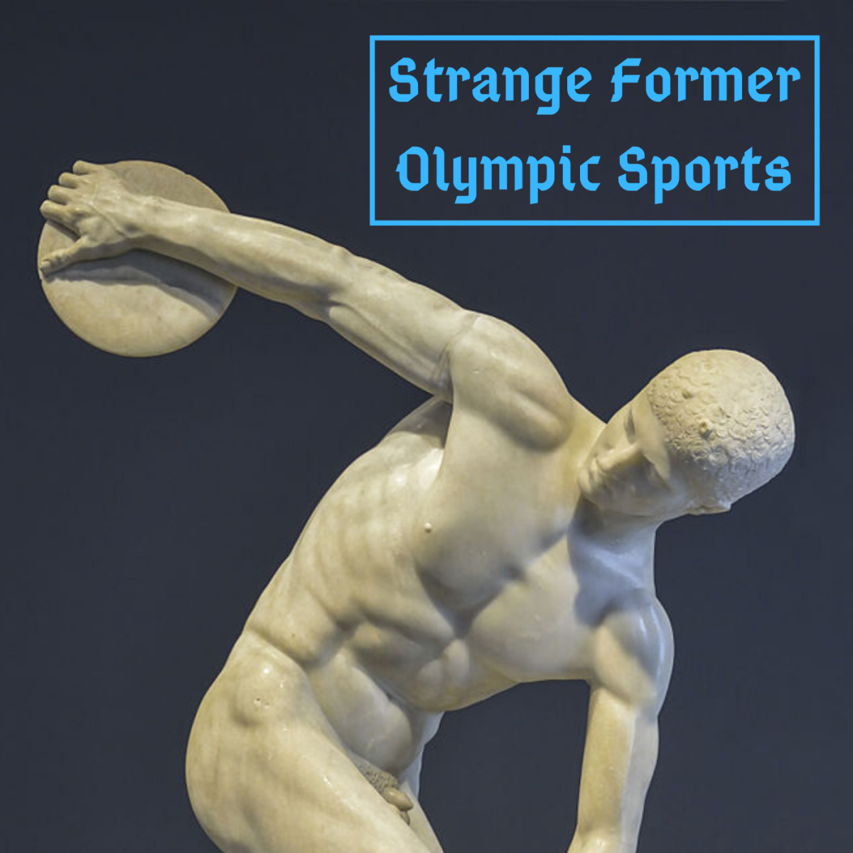 Weird and Forgotten Former Olympic Sports