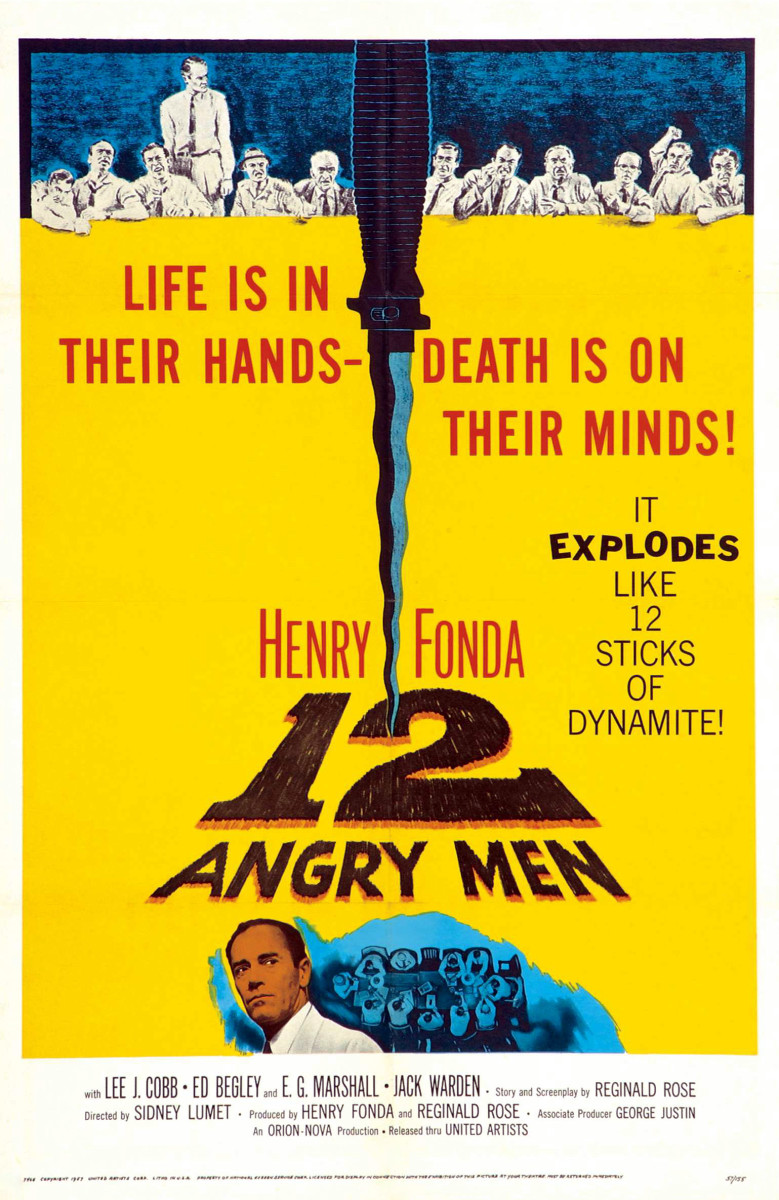 Film Review: 12 Angry Men