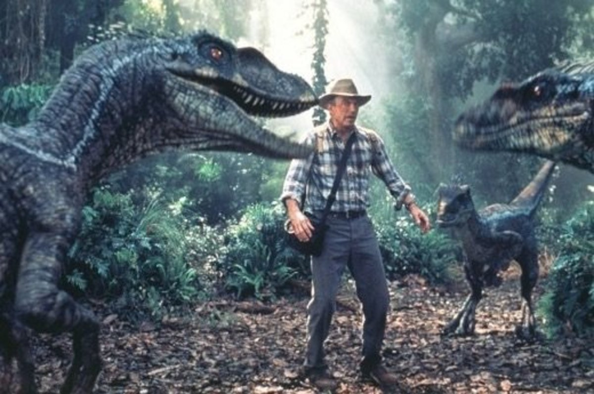 "How To Fix ""Jurassic Park III"" (2001)"