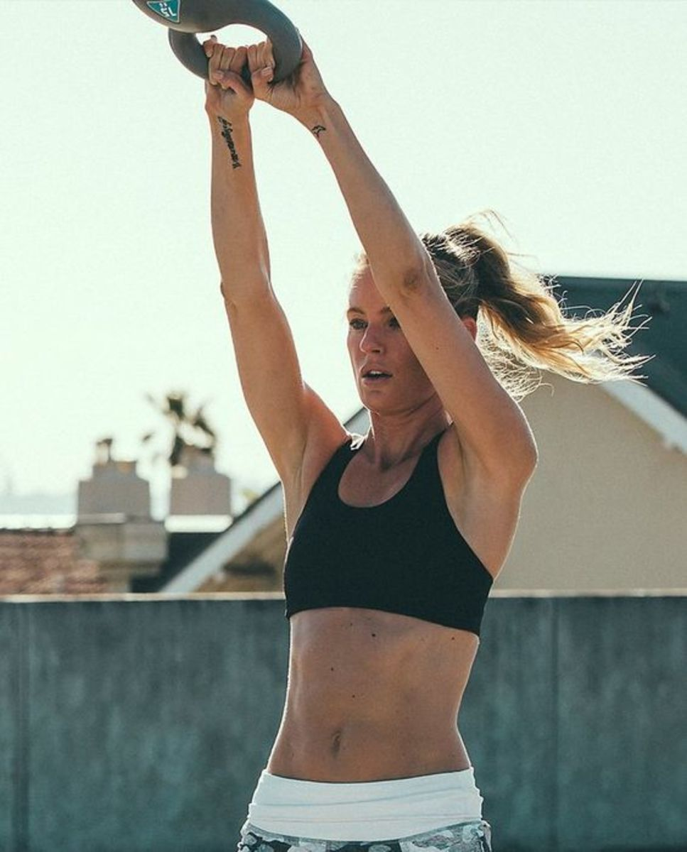 Powerful Kettlebell Workout Routines