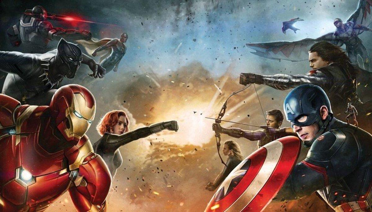 The teams of Civil War