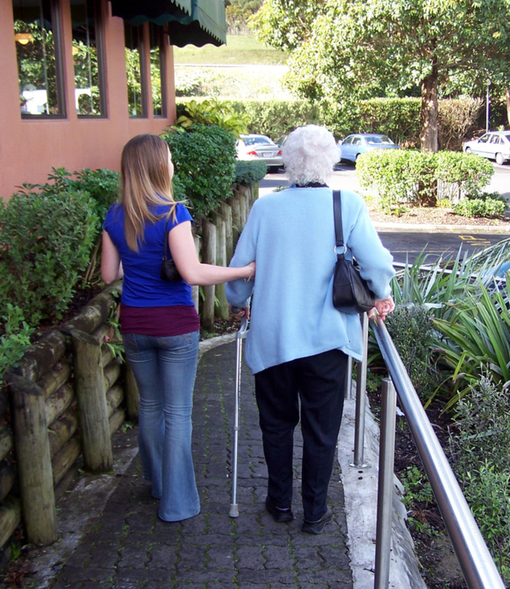 Family Caregiving: Getting Paid for Taking Care of Your Loved One