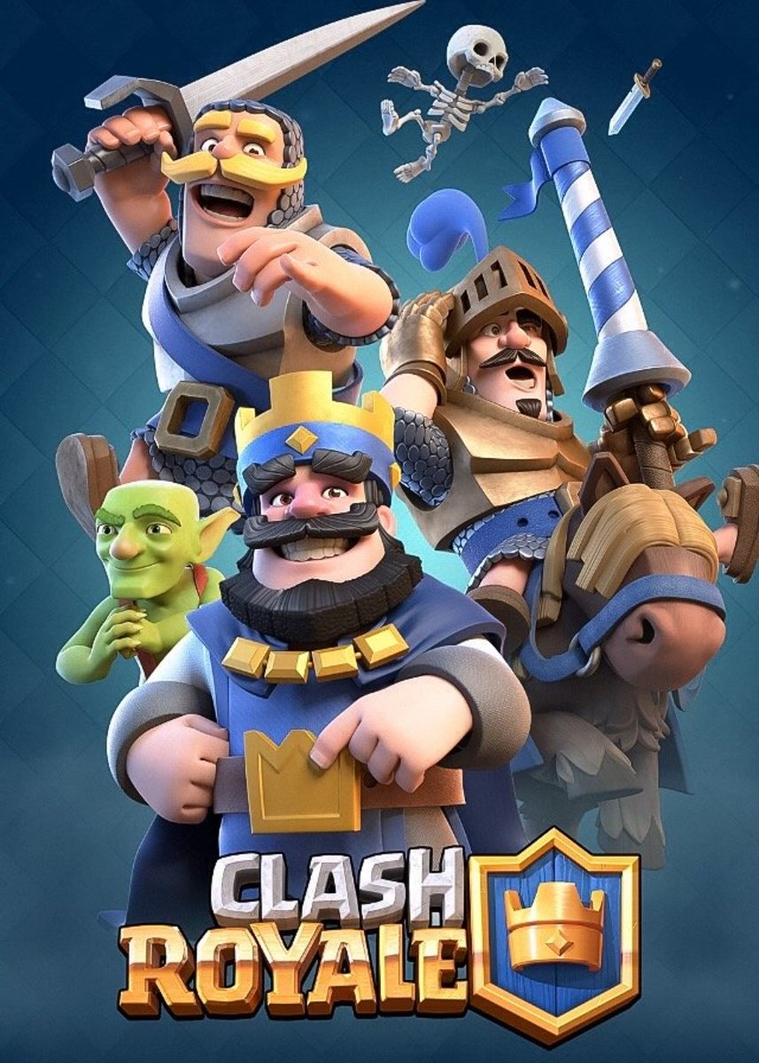 "The ""Clash Royale"" Homescreen"