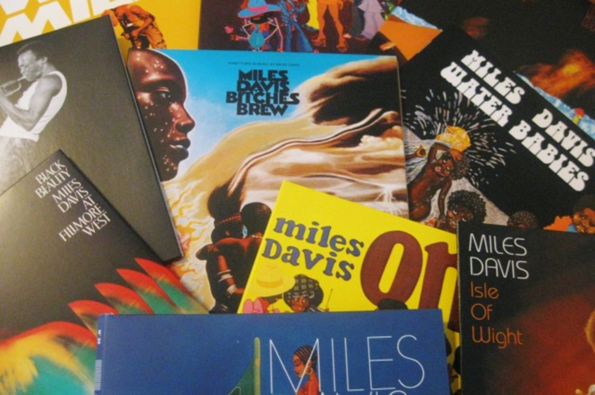 Discovering Miles Davis Through His Jazz Rock and Funk Music
