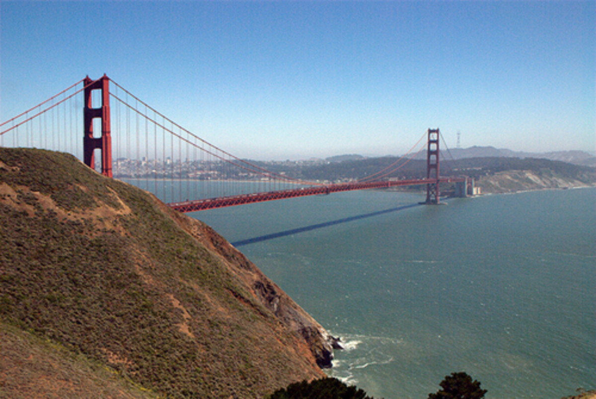 Hiking and Camping Within Two Hours of San Francisco