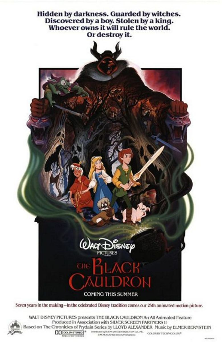 A Second Look: The Black Cauldron