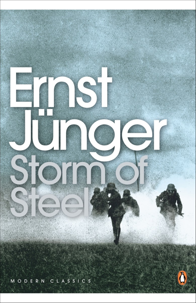 Storm of Steel Book Review