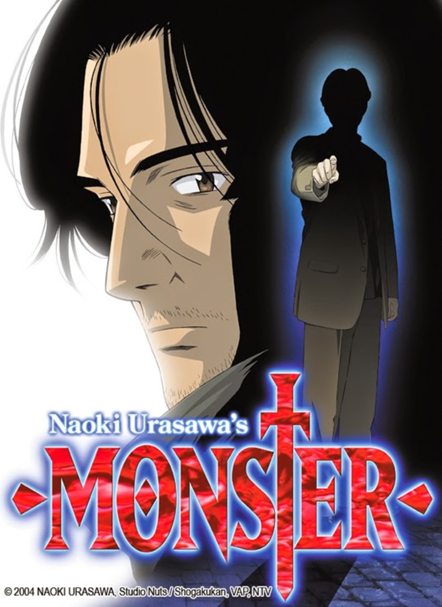 Promotional poster for Monster