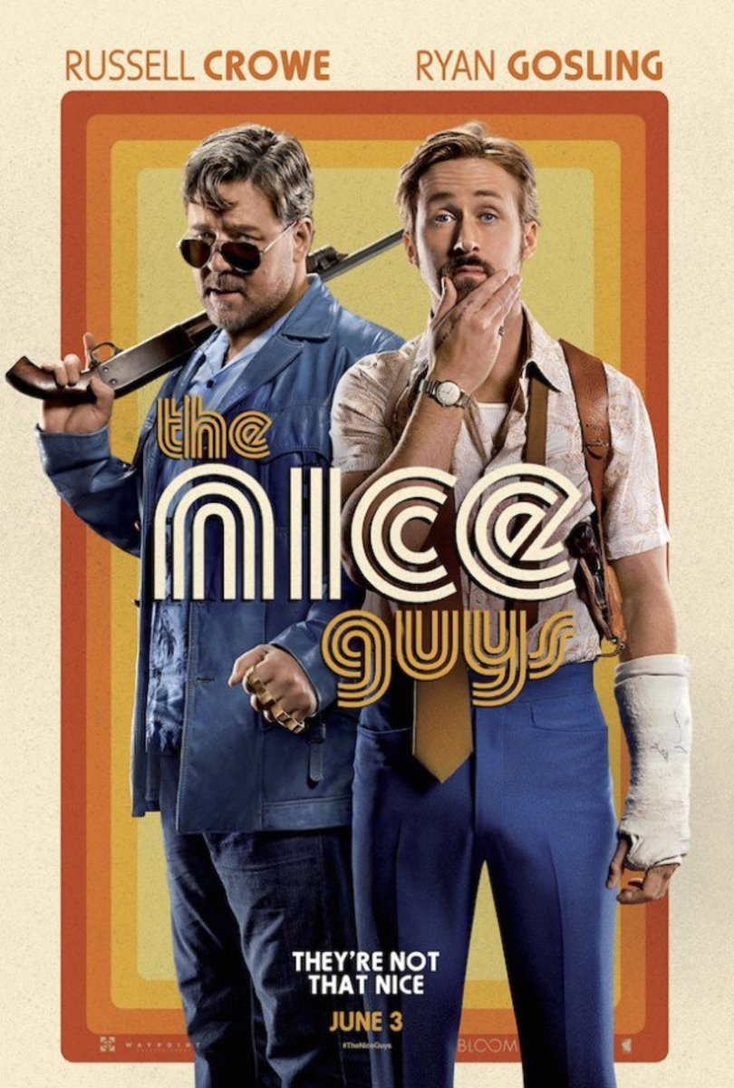 The Nice Guys: Movie Review