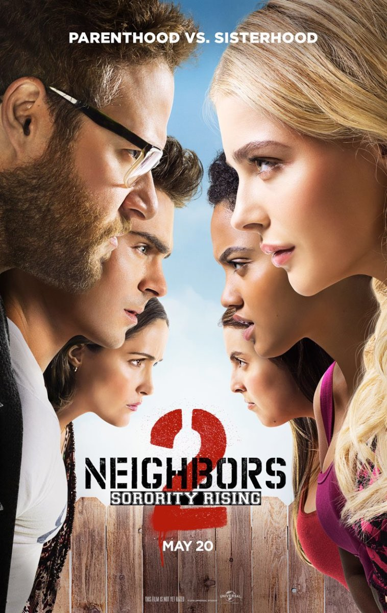 Neighbors 2 - Sorority Rising: Movie Review