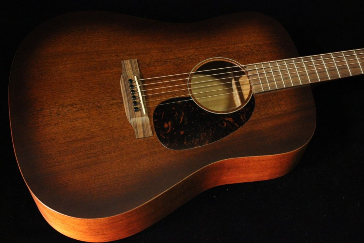 5 Best Mahogany Top and Dreadnought Guitars | Spinditty