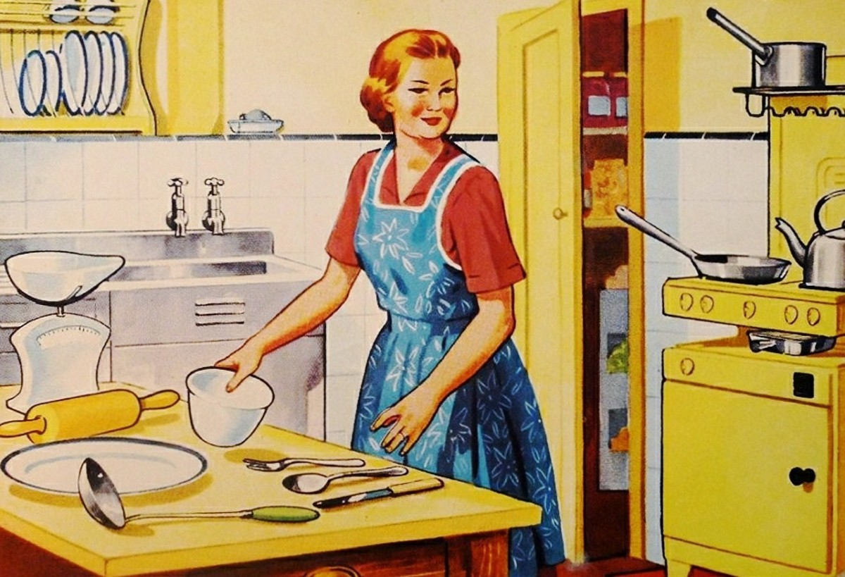 How I Got Over My Cooking Phobia