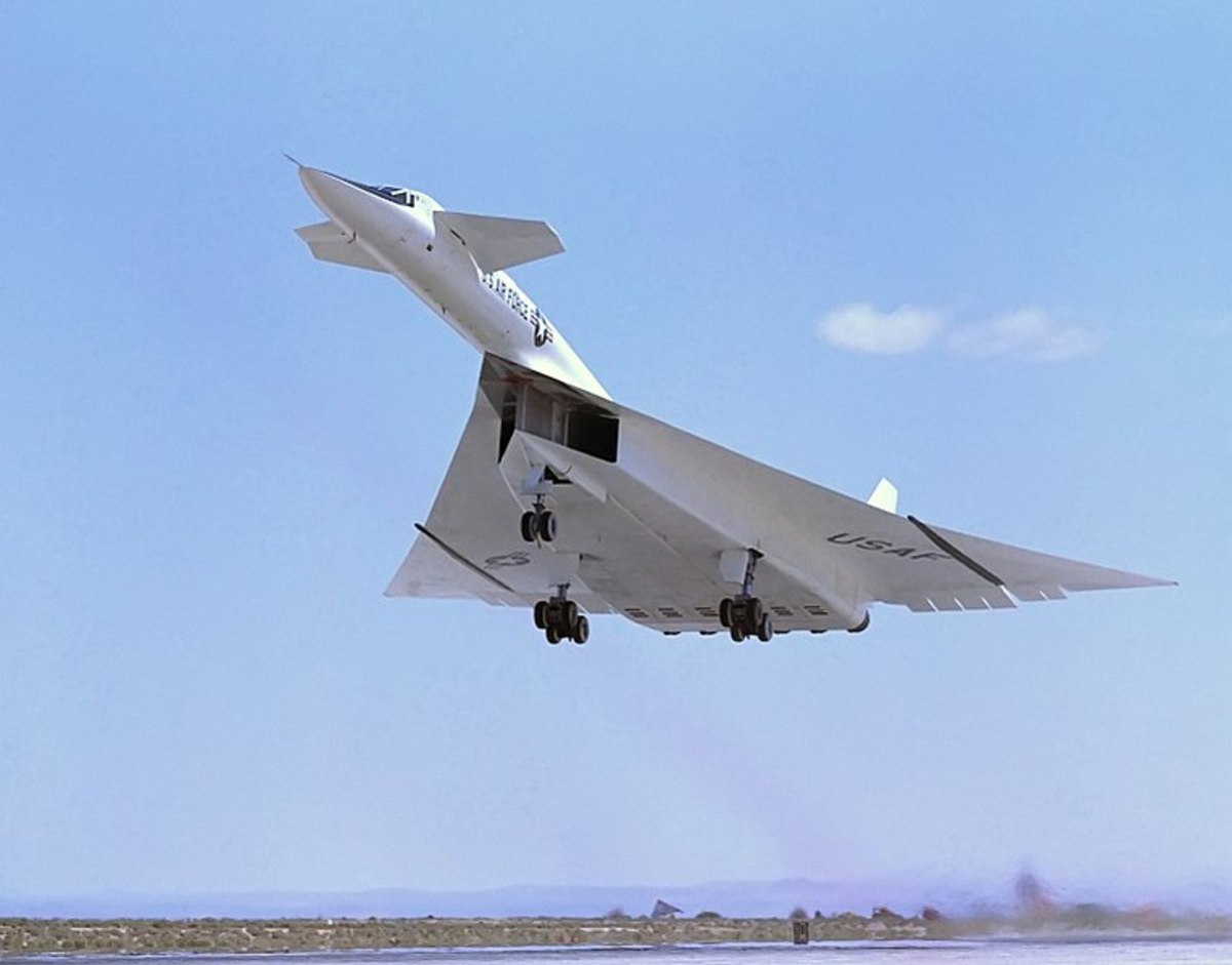 Fastest Military Bombers in the World