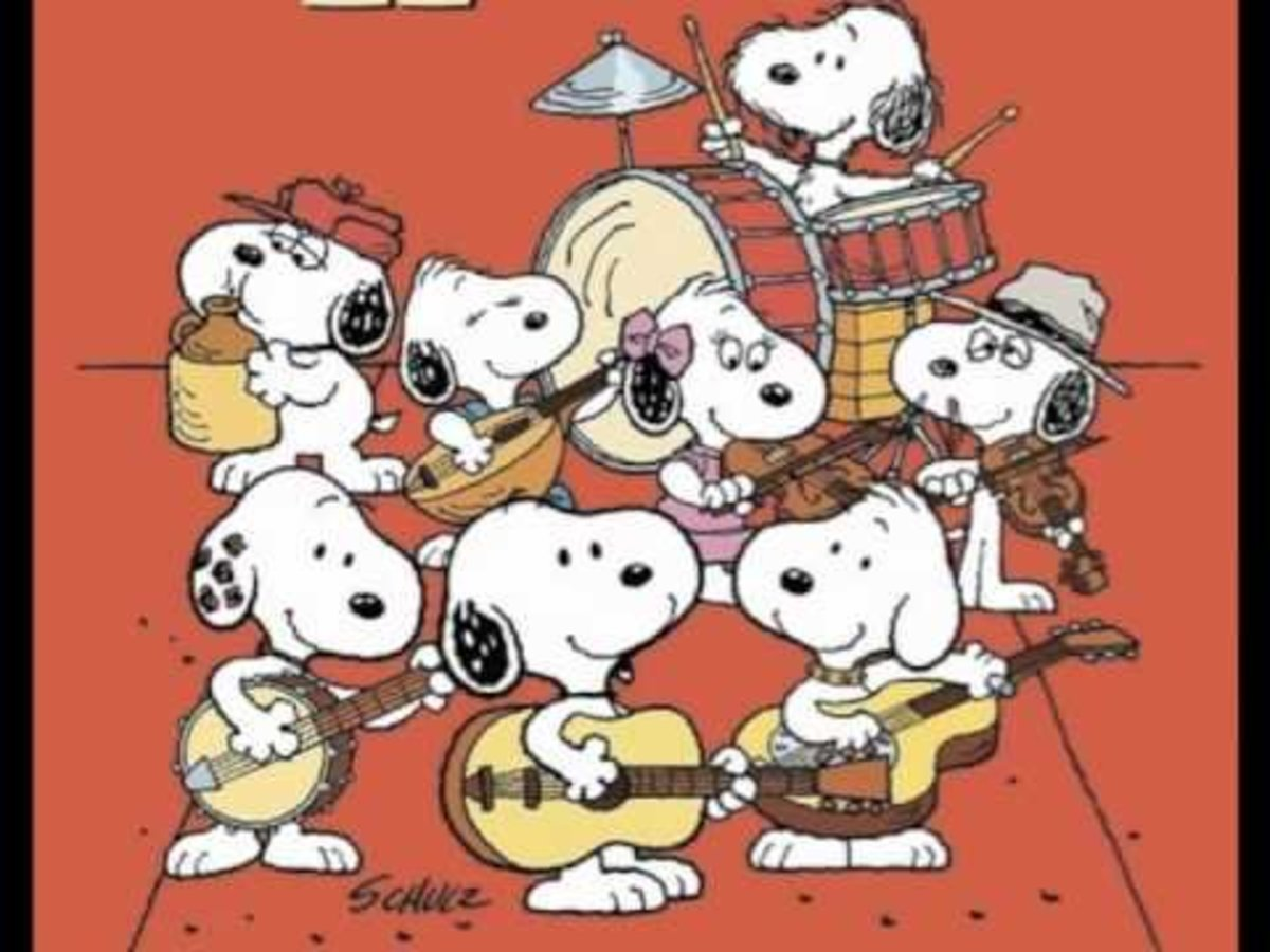 7 Things You May Not Know About Snoopy From Charlie Brown