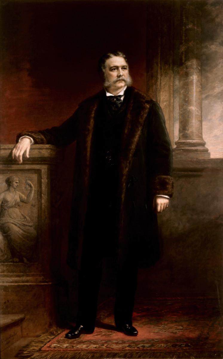 Chester Arthur: 21st President