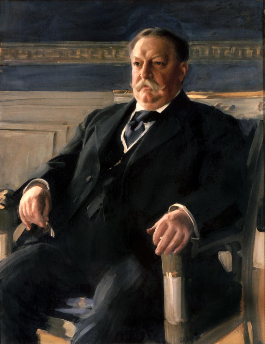 william-taft-27th-president