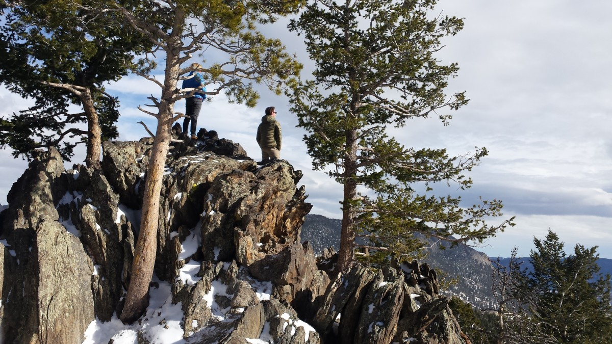 Rediscovering Rocky Mountain National Park in Winter
