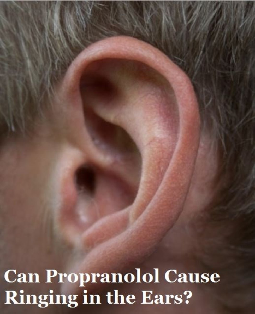 Can the Beta Blocker Propranolol Cause Tinnitus?