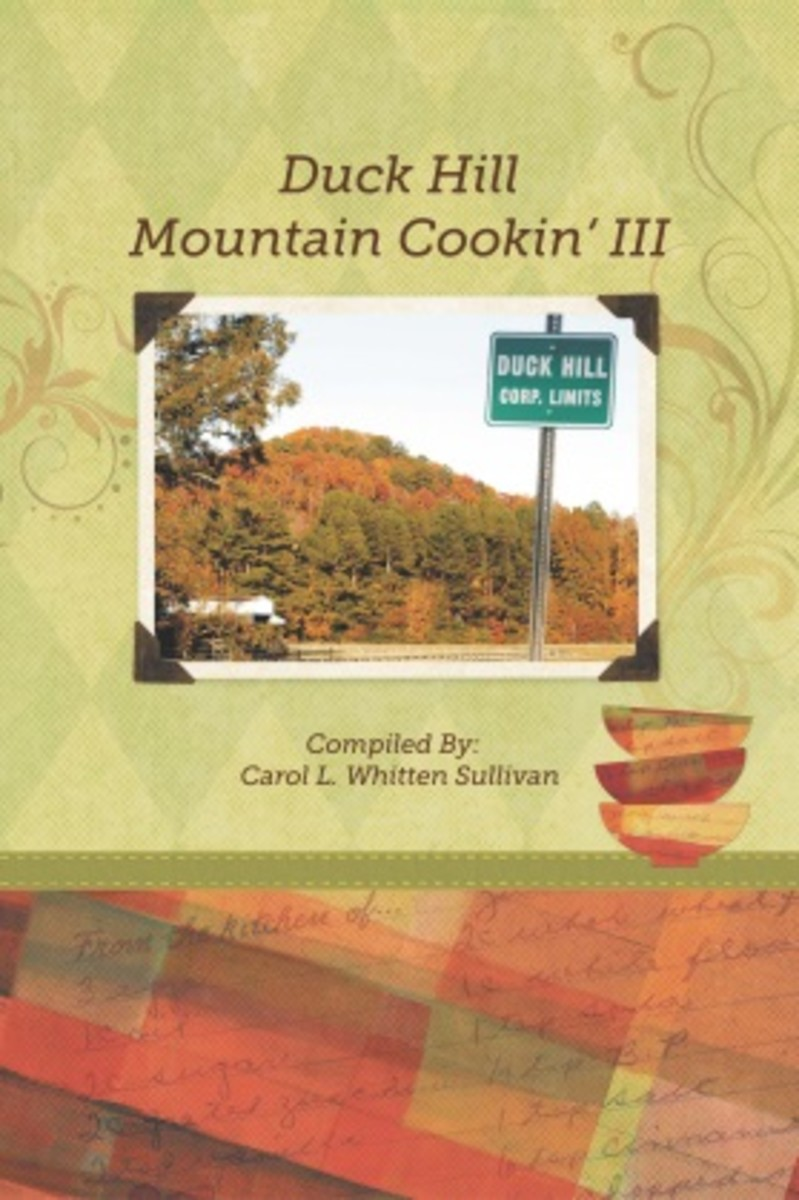 Community Cookbook from Duck Hill, Mississippi