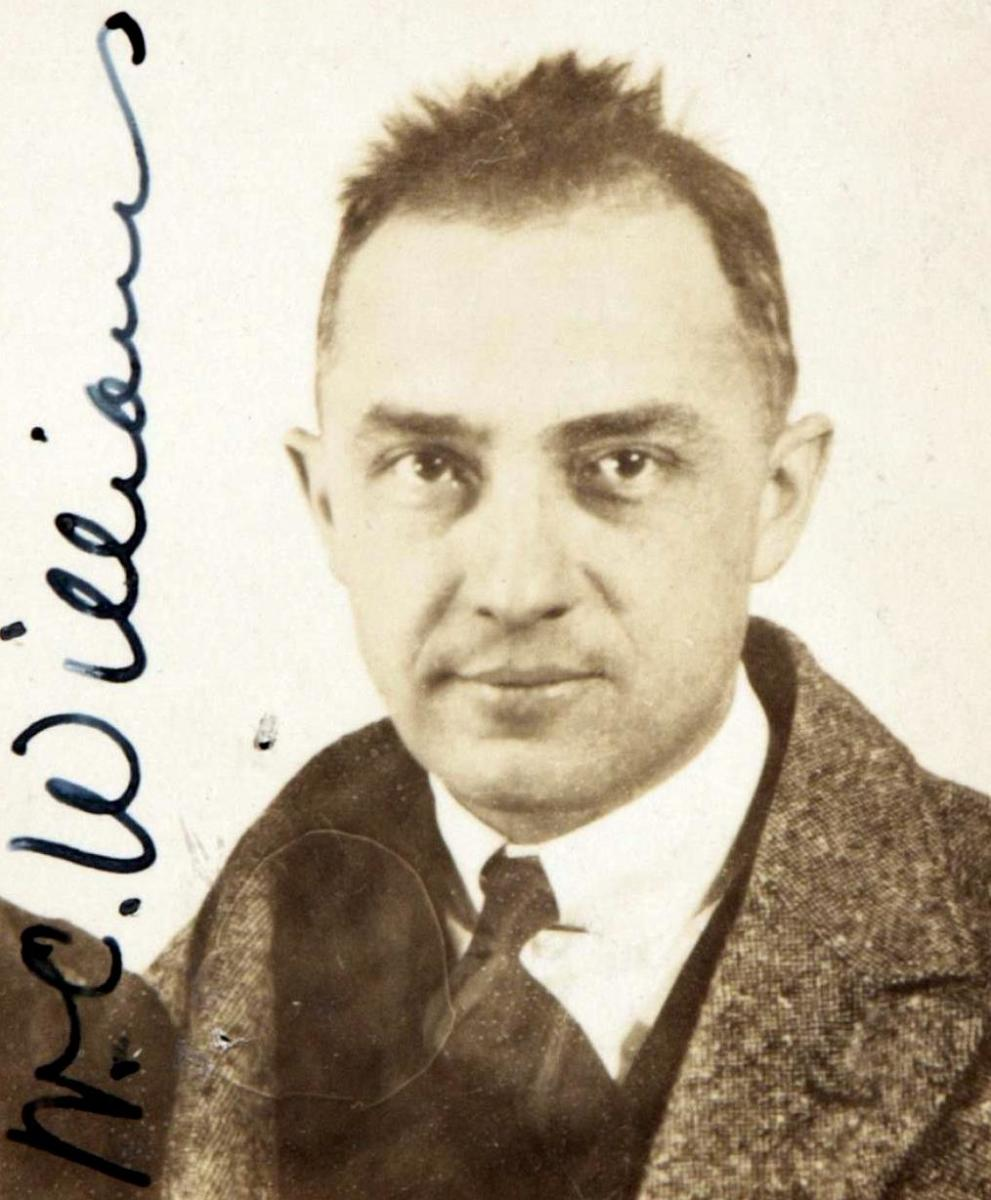 """William Carlos Williams' """"The Uses of Poetry"""""""