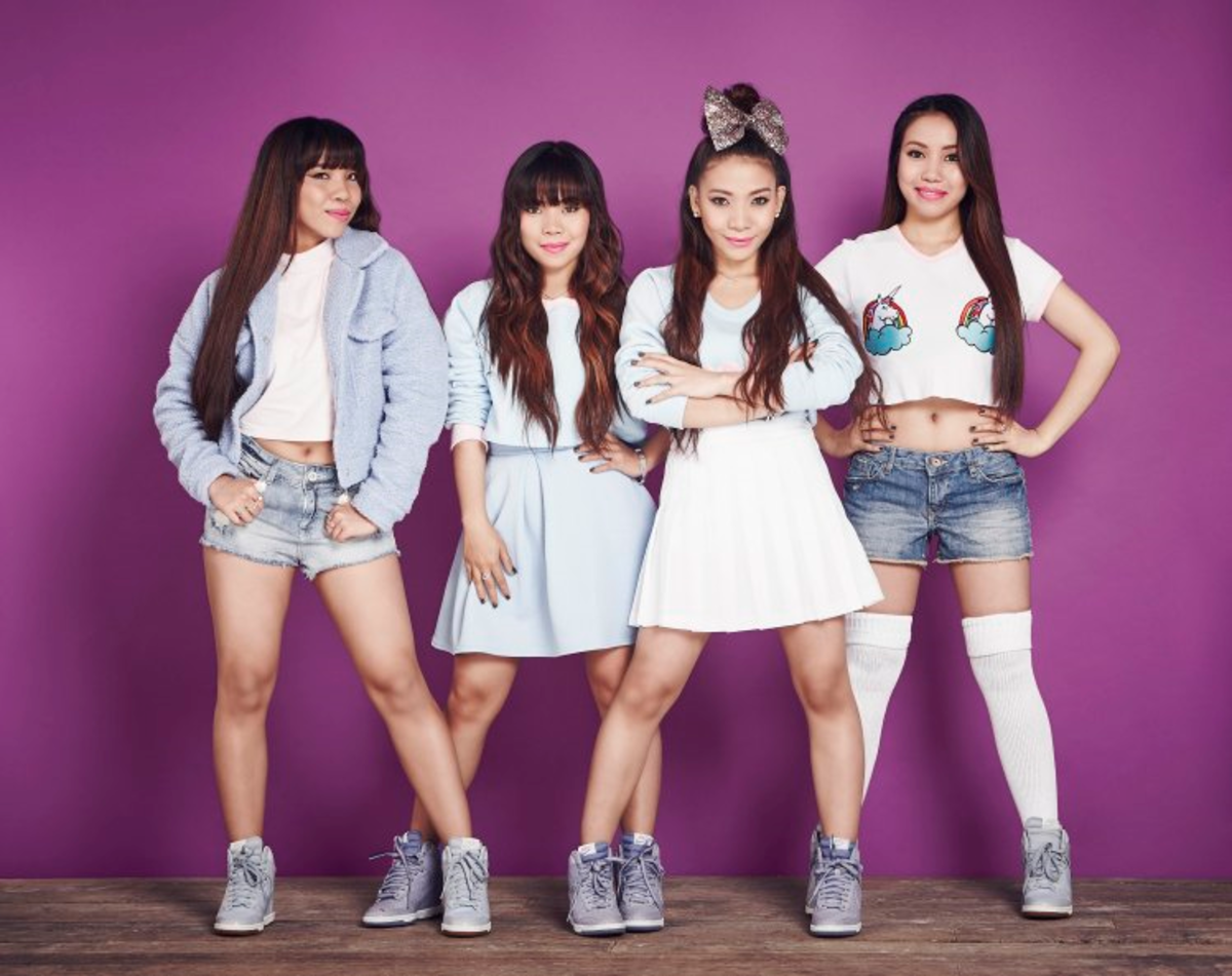 4th Impact: Reminiscing Their X-Factor UK Journey