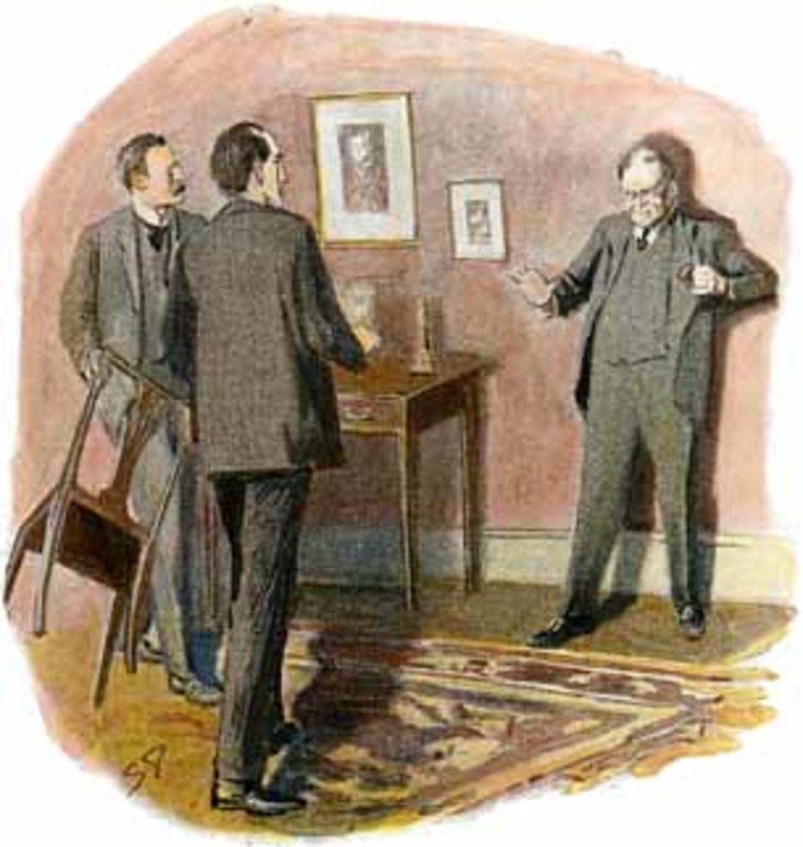 Sidney Paget (1860 - 1908) - PD-art-100