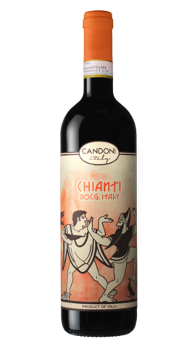 Through the Grapevine: Review of Candoni Chianti