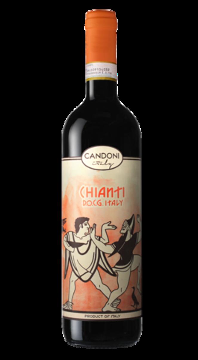 2013 Candoni De Zan Chianti wine