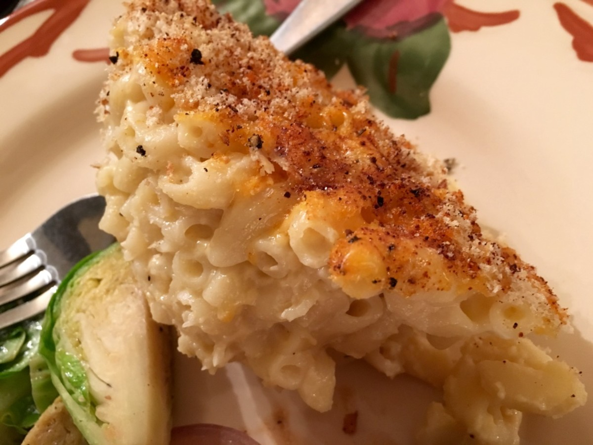 Cranked Up Macaroni & Cheese