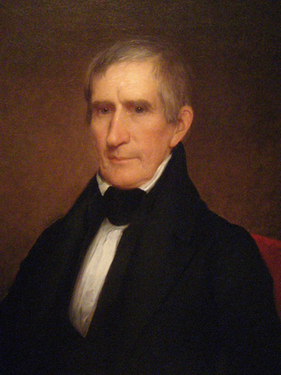 William Henry Harrison: 9th President: Old Tippecanoe