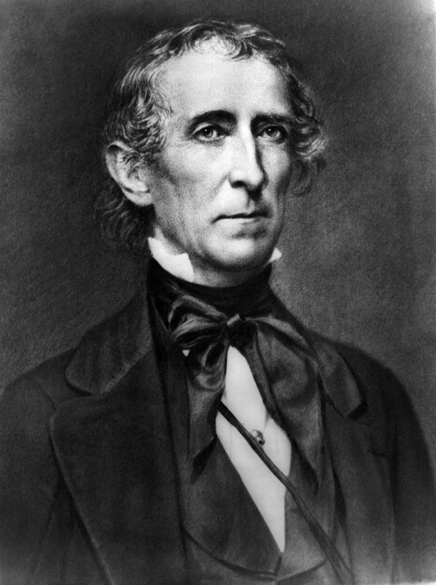 John Tyler: 10th President: First Unexpected President