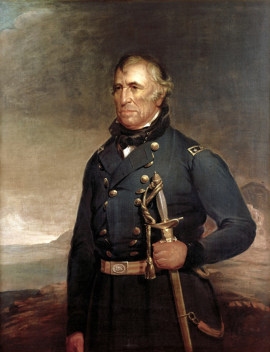 Zachary Taylor: 12th President: The War Hero